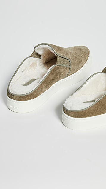 Vince Garvey 2 Slip On Sneakers
