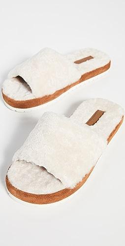 Vince - Kalina Slipper Slide Sandals