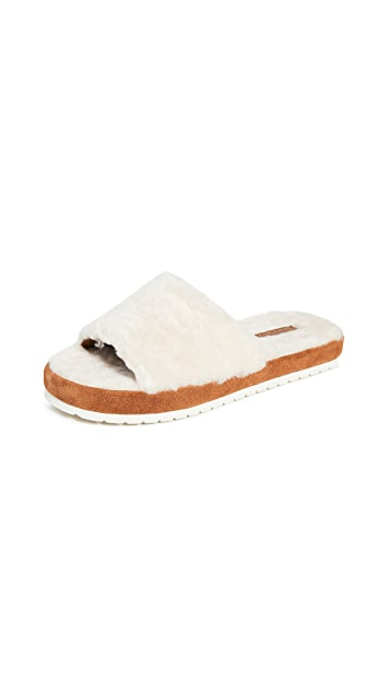 Vince Kalina Slipper Slide Sandals
