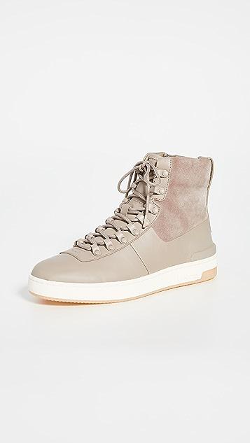 Vince Rowan High Top Sneakers