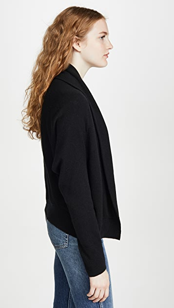 Vince Shawl Cashmere Cardigan
