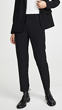 Soft Tailored Trousers