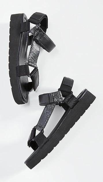 Vince Carver 凉鞋