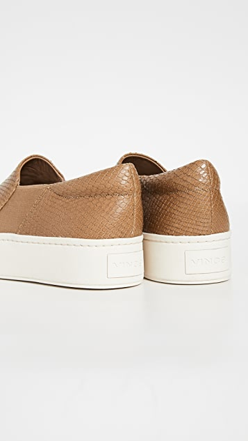Vince Warren Slip On Sneakers