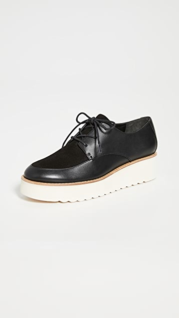 Vince Zina Lace Up Shoes