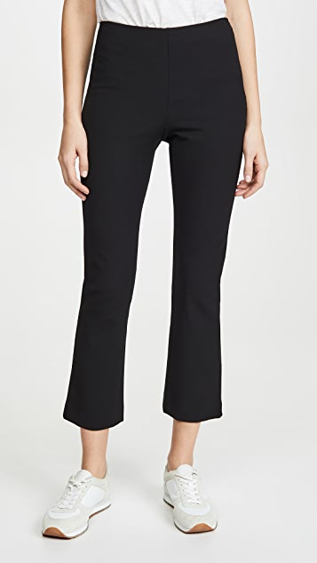 Vince Dress Crop Flare Pants