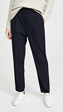 Side Strap Pull On Pants