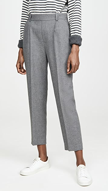 Vince Easy Tapered Pull On Pants