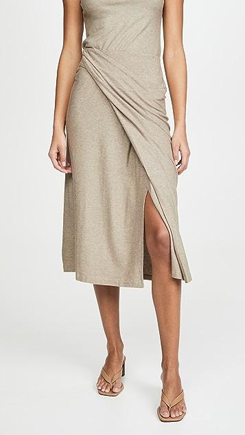 Vince Draped Skirt