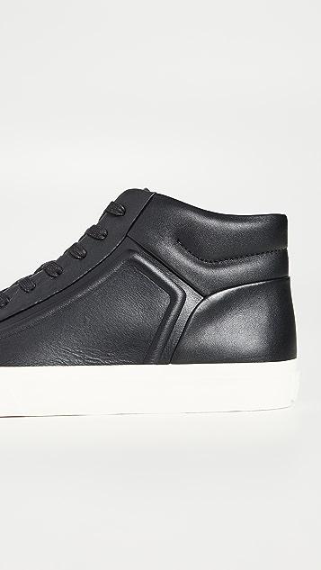 Vince Fynn High Top Sneakers