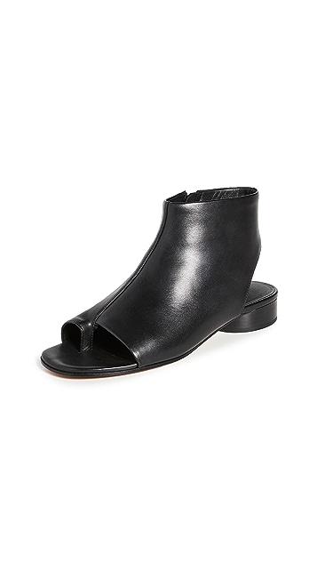 Vince Maro 露趾短靴
