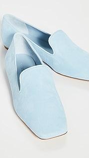 Vince Clark 浅口船鞋乐福鞋