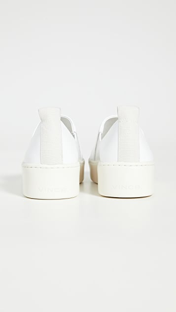 Vince Saxon-2 Slip On Sneakers