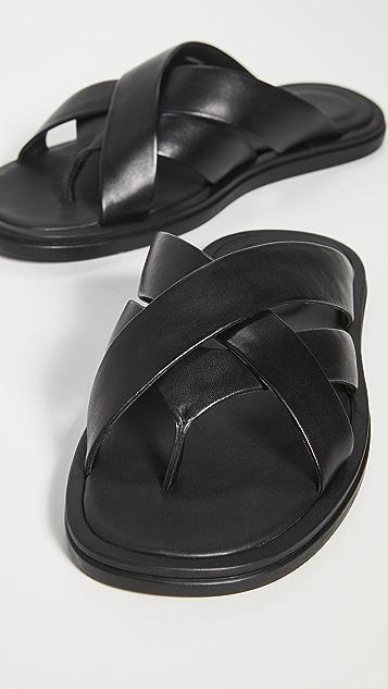 Vince Dunbar Sandals