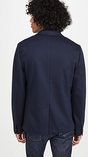 Vince Double Face Blazer