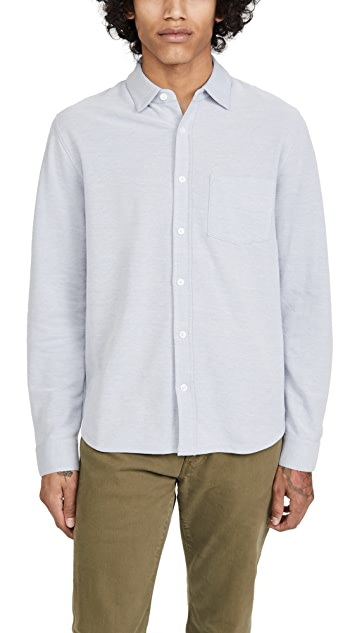 Vince Longsleeve Button Down Shirt