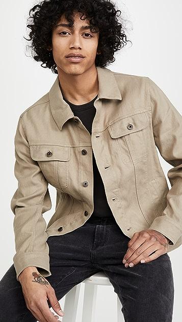Vince Classic Trucker Jacket