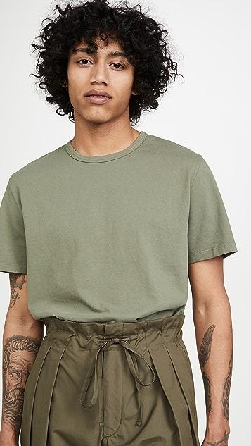 Vince Garment Dyed T-Shirt