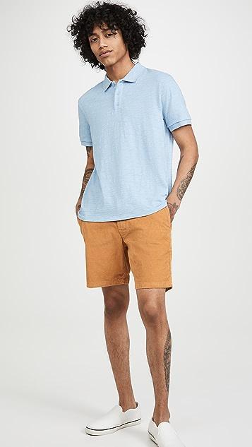 Vince Classic Polo Shirt