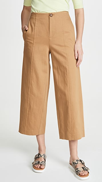 Vince High Waist Utility Pants