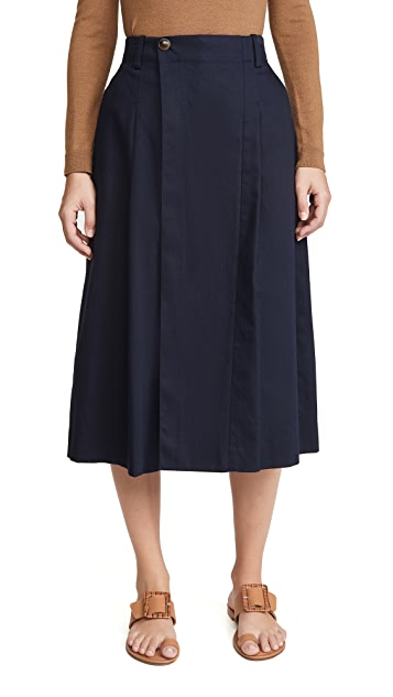 Vince Cross Front Culottes