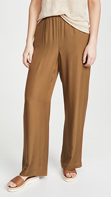 Vince Silky Pull On Pants