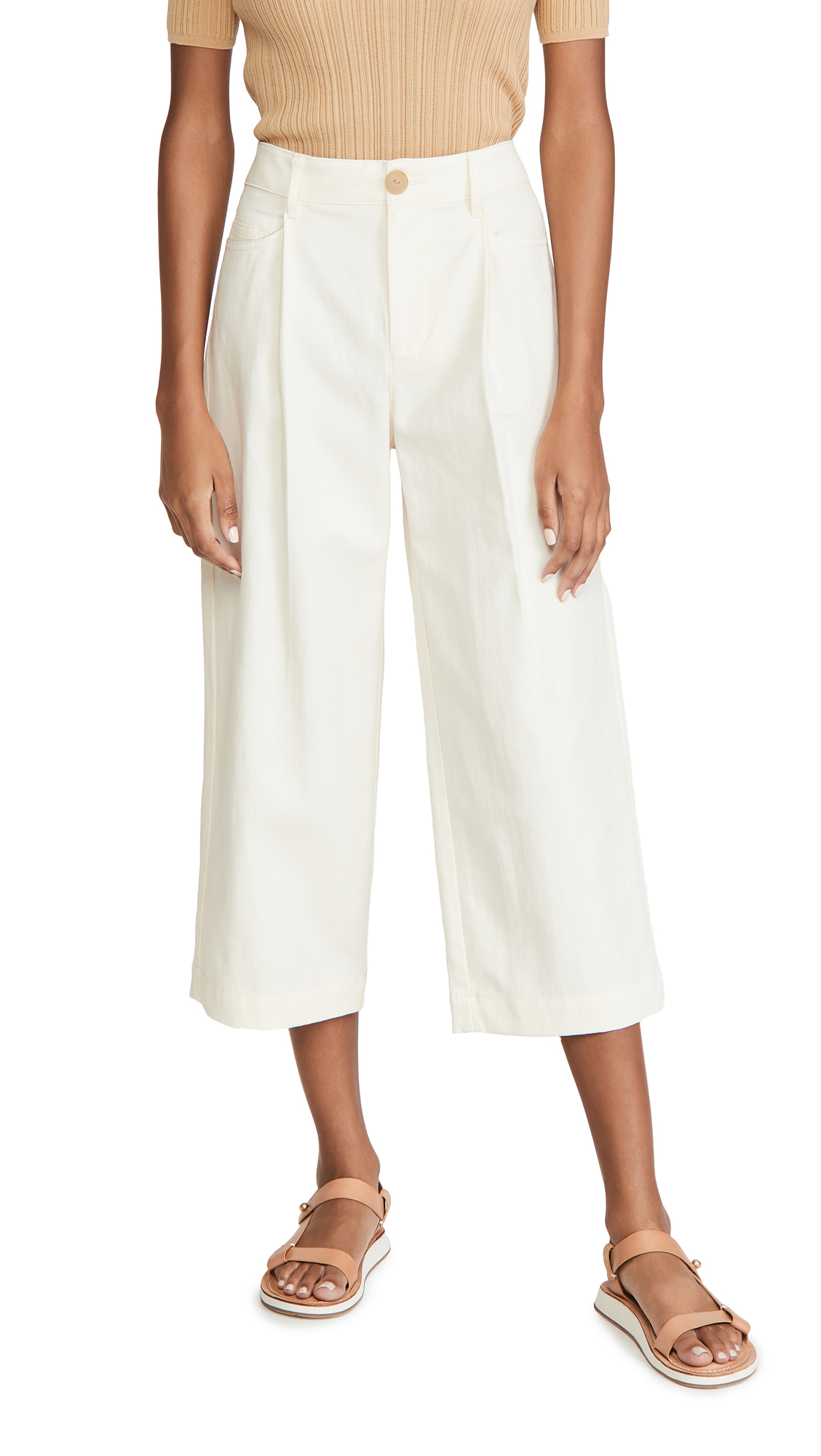 Vince Casual Cropped Pants