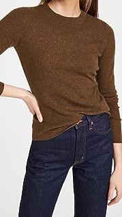 Vince Slim Fit Crew Sweater