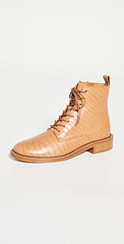 Vince - Cabria Lace Up Boots