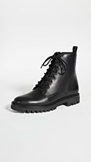 Vince Cabria Lug Sole Boots