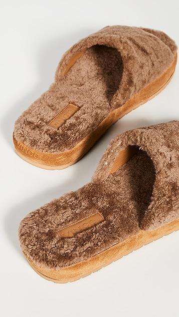 Vince Kalina Slide Slippers