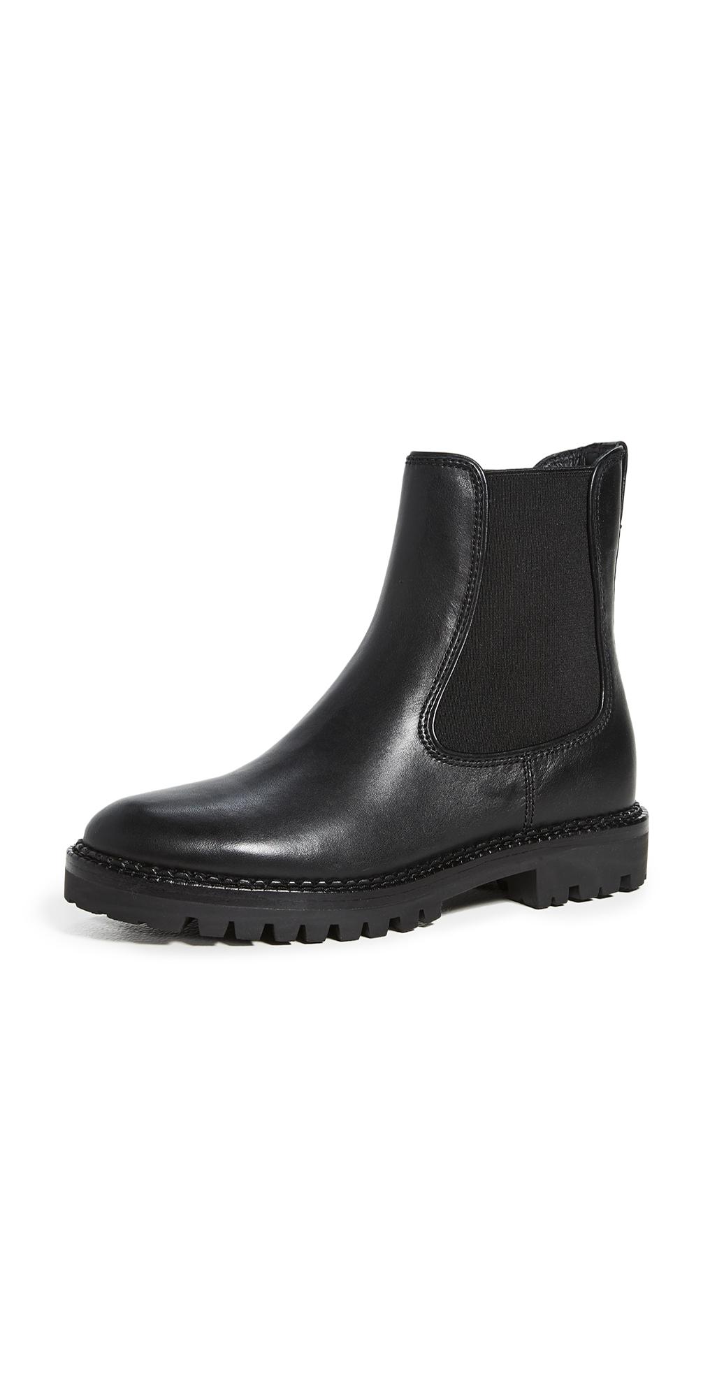 Vince Carmine Low Boots