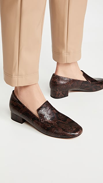 Vince Fauna Loafer Pumps