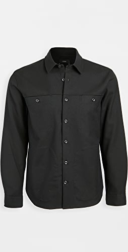 Vince - Solid Workwear Jacket