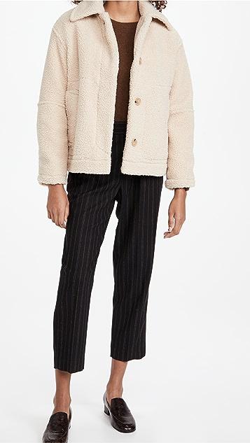 Vince Sherpa Jacket