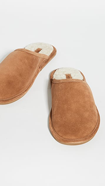Vince Hampton Slippers