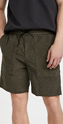 Vince - Micro Cord Pull On Shorts