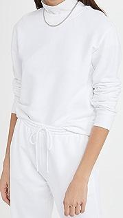 Vince Essential Shrunken Pullover