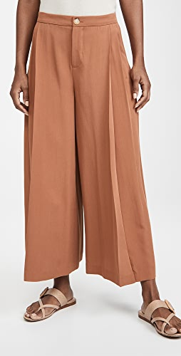 Vince - Pleated Culottes