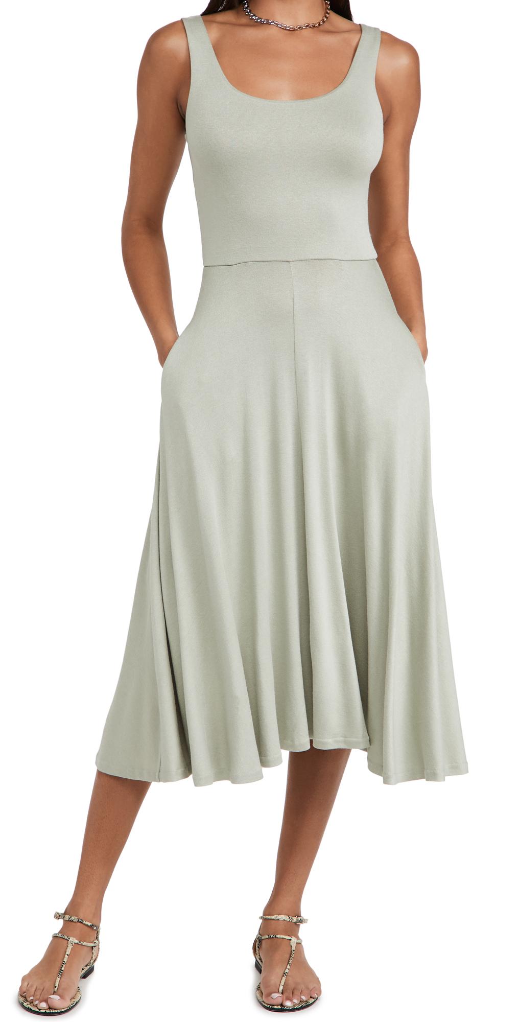 Vince Clothing FULL SKIRT DRESS