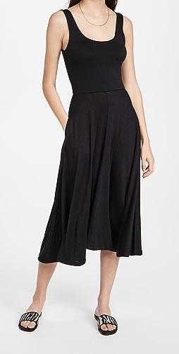 Vince - Full Skirt Dress