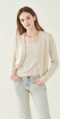 Vince - Buttoned Cardigan