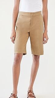 Vince Wide Leg Shorts