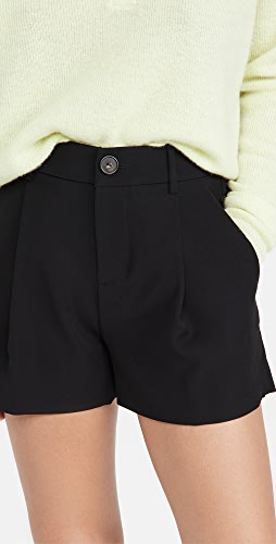 Vince - Pleat Front Shorts
