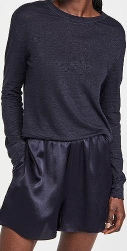 Vince - Linen Pullover