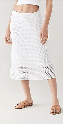 Vince - Crochet Skirt