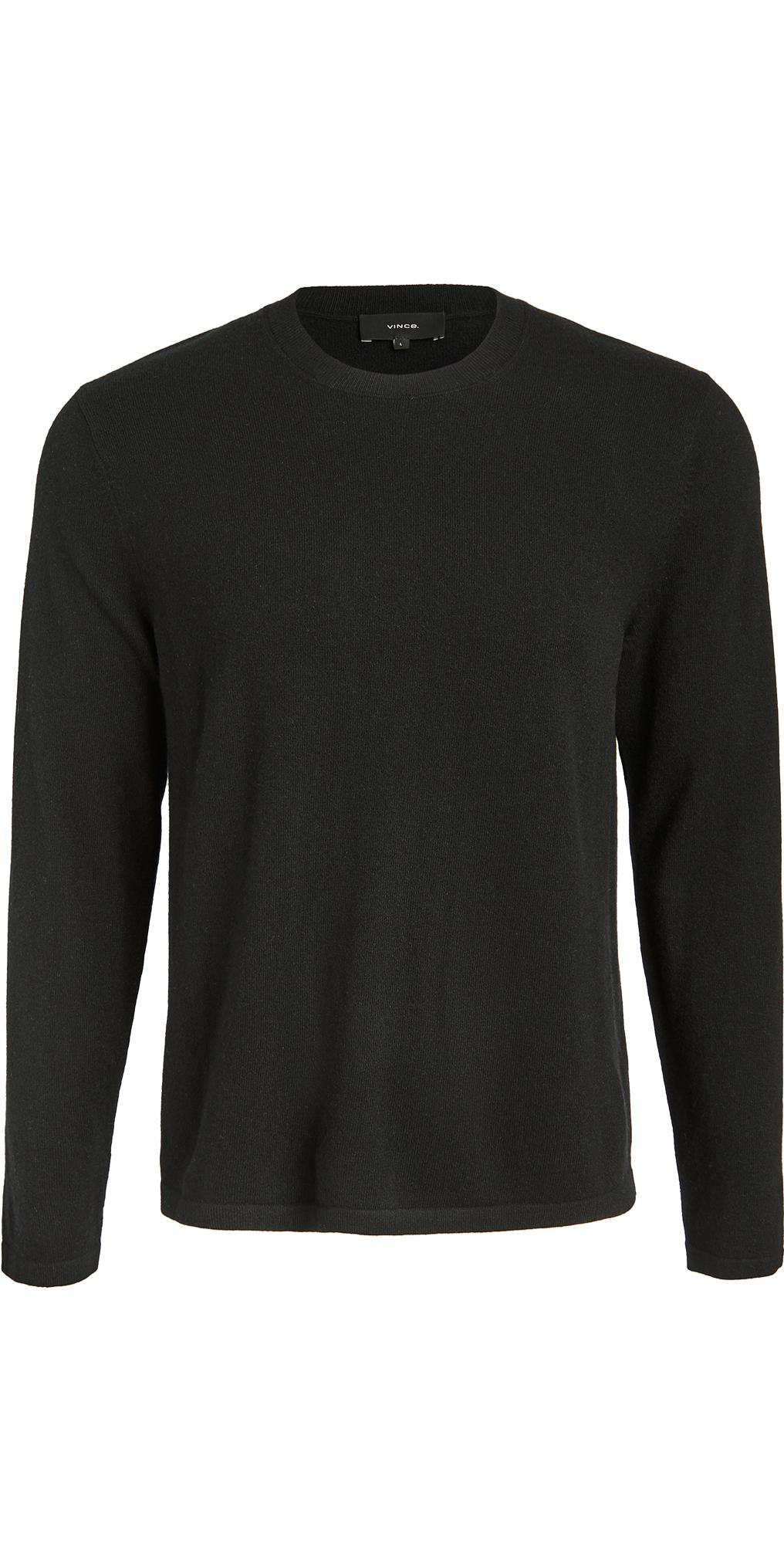 Vince Crewneck Cashmere Sweater