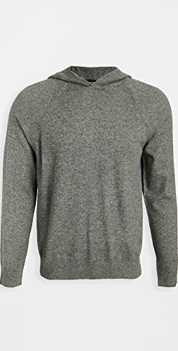 Vince - Pullover Cashmere Hoodie
