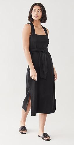Vince - Sleeveless Wrap Dress