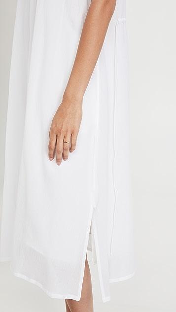Vince Lightweight Sleeveless Dress